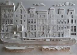 Amsterdam, 70x50 cms